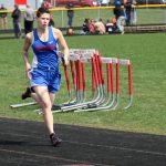 Ravenna High School Girls Varsity Track finishes 7th place