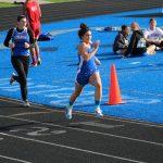 Ravenna High School Girls Varsity Track finishes 8th place