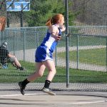 Ravenna High School Girls Varsity Track finishes 3rd place