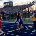 Ravenna High School Girls Varsity Track finishes 5th place