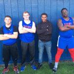 Ravenna High School Boys Varsity Track finishes 6th place