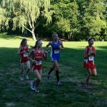 Ravenna High School Coed Varsity Cross Country scores 0 points at meet