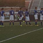 Ravenna High School Boys Varsity Soccer beat Cloverleaf High/ Middle School 3-2