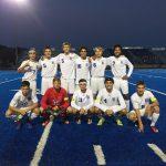 Ravenna High School Boys Varsity Soccer beat Field High School 3-0
