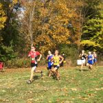 Giarrano Competes at Division II Regionals