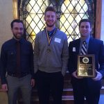 Ravenna Soccer Honored at the Akron Touchdown Club Banquet