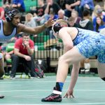 Crislip qualifies for State Wrestling Tournament; Lewis qualifies as an alternate