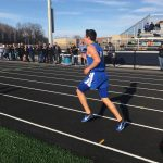 Boys Track Opens at Streetsboro
