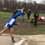 Girls Track Finishes 10th at Don Faix Invitational