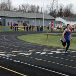 Boys Track Finishes 10th at Don Faix Invitational