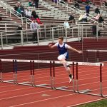 Boys Track vs. Norton and Woodridge