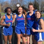 Girls Track Finishes 6th at Bill Barry Invitational
