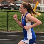 Girls Track defeats Field