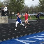 Boys Track vs. Springfield and Coventry
