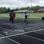 Girls and Boys Track Optimist Results