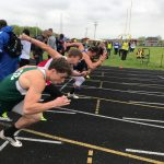 Boys Track Finishes 8th at PTC Championships