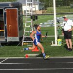 Girls Division II Districts Day 1