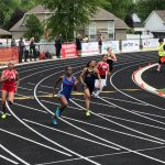 Girls Division II Districts Results: Bradley Breaks Meet Record in 200