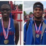 Azsah Bradley and Jacob Walker Qualify for State Track Meet!