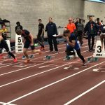 Kent State Indoor Track Meet: Bradley and Giarrano Event Champions, Wright Runner-Up