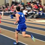 Indoor Track Competes at Jerome Fields Open (University of Akron)