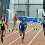 Elite Performances by Azsah Bradley and Denoah Wright at OATCCC Indoor State Championships