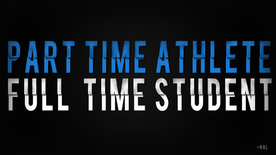 What it takes to be a Student Athlete in High School and in College