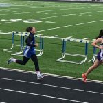 Girls Track finishes 6th at Lakeview Invitational