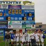 Boys Varsity Soccer beats Coventry High School / Middle School 3 – 2