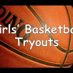 Girls Basketball Tryouts 9-12