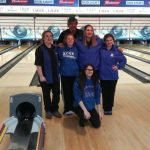 Girls Bowling Team Walks Away with 3rd Place at Sectionals!