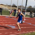 T&F Results: Boys vs. Norton and Woodridge
