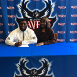 Adon Tell Signs with – California University of PA