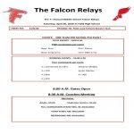 BMS TRACK – FALCON RELAYS 4/20/19