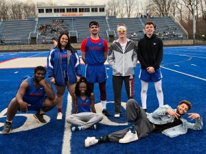 Track Senior Night Photos
