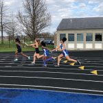 Girls T&F Results: Cloverleaf and Streetsboro