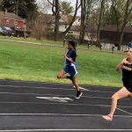 Girls T&F Results: Coventry and Springfield