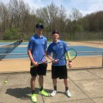 PTC TENNIS FIRST DOUBLES CHAMPIONS!! ~ GAGE MICHAEL & BEN KOVACIC