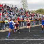 Girls T&F: PTC Results
