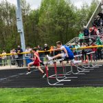 Boys T&F:PTC Results