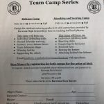 Ravenna Boys Soccer ~ Team Camp Series