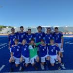 Boys Varsity Soccer beats Louisville HS/MS 1 – 0