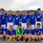 Boys Varsity Soccer falls to Field 2 – 0