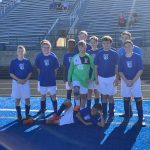 Boys Middle School Soccer beats Crestwood 1 – 0