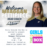 Meet Meaggan Pettipiece ~ Head Coach Akron Softball 10/14/19
