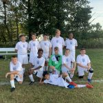 Boys Middle School Soccer beats Lake Center 5 – 2