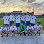 Boys Varsity Soccer falls to Aurora High School/Harmon Middle School 4 – 1