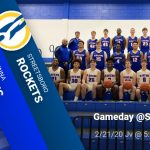 Boys Basketball Jv/V Travel to Streetsboro Tonight!!