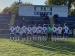 Boys Varsity Soccer falls to Coventry High School / Middle School 4 – 2