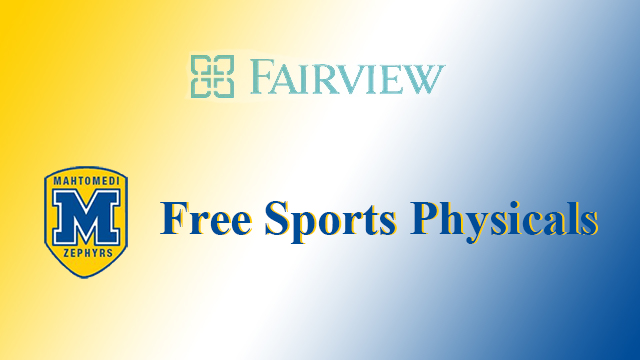 Register for Free Pre-Participation Physicals